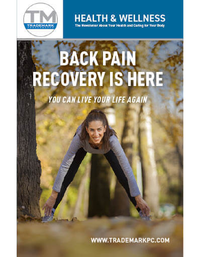 back pain recovery